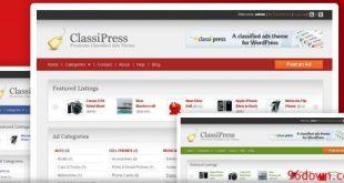 Appthemes-ClassiPress-3.2.1-Wordpress-Theme