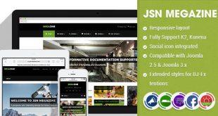JSN-Megazine-Responsive-Joomla-Magazine-Template1