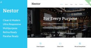 Nestor-Responsive-HTML5-Template