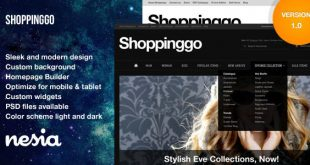 Shoppinggo-v1.0-Clean-Online-Store-Template