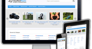 Sitemile-WordPress-Classified-Ads-Theme