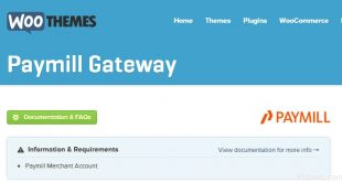 Woocommerce-Paymill-Gateway
