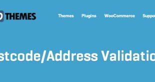 Woocommerce-Postcode-Address-Validation