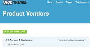 Woocommerce-Product-Vendors