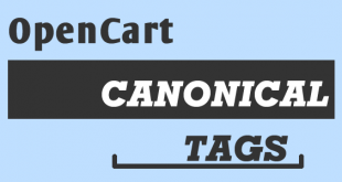 CodeCanyon-OpenCart-Canonical-URLs-SEO-extension