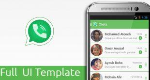 CodeCanyon-Whatsup-Messenger-UI-Template