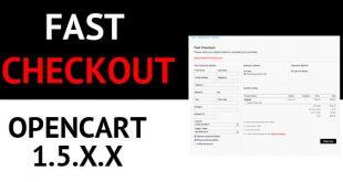 Opencart-Fast-Checkout-CodeCanyon-6071639-