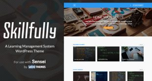Skillfully-A-Learning-Management-System-Theme-1